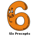 The Six Precepts of Judaism